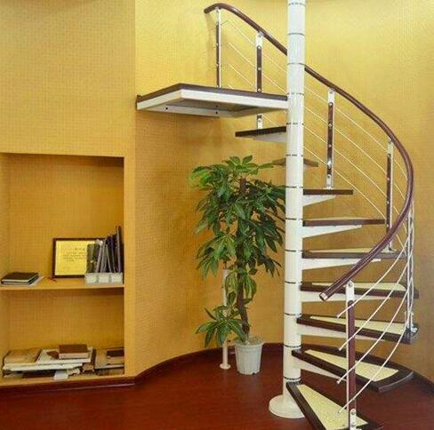 不同的楼梯,楼梯扶手应该怎么选?不同的楼梯扶手应该怎么选择材质?