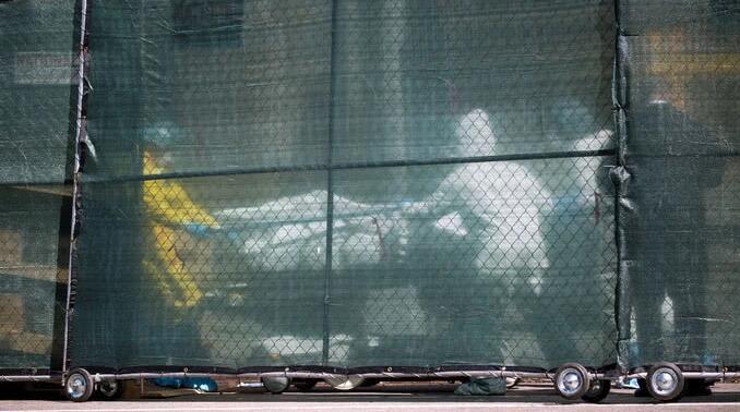 """美媒:加州40余起不明死亡病例或将""""改写疫情在美国的记叙"""""""