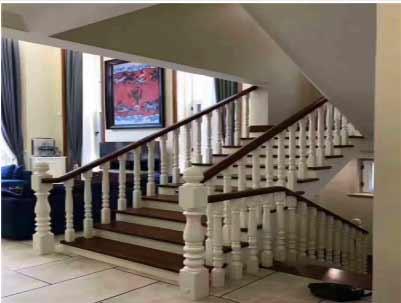 安装实木楼梯三个方面决定质量好坏