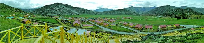 新疆是个好地方—塔拉特民宿的诗与远方