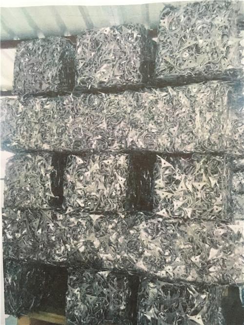 新疆废铝回收厂