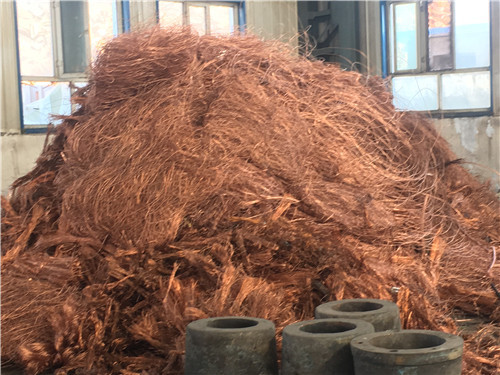 优质铁屑撕碎机设备让金属屑进入循环经济模式中