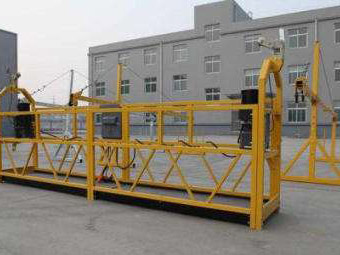 四川吊籃租賃廠家告訴您對于電動吊籃安全使用注意事項有哪些?