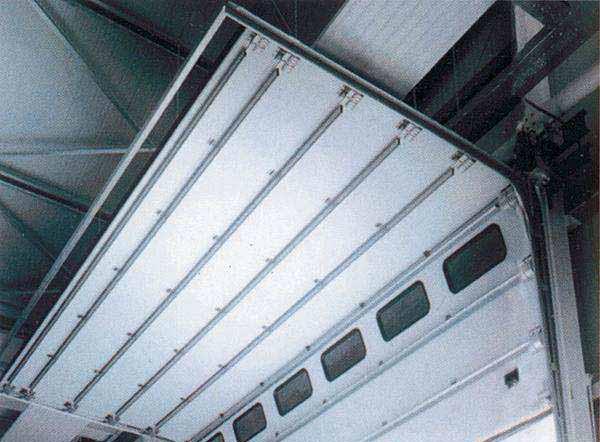 四川工业提升门设计