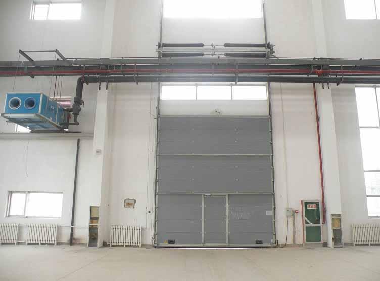 四川工業提升門