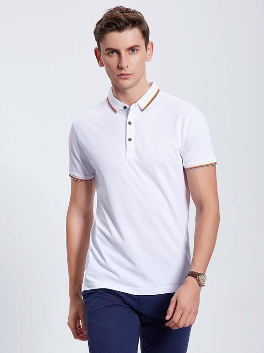 韩领系列POLO衫