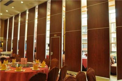 河南酒店隔断设计