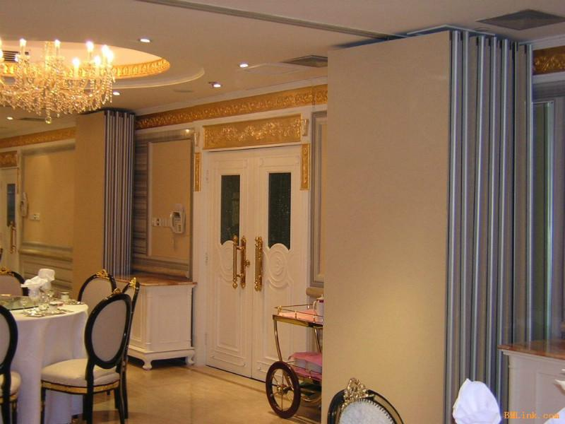 酒店隔断设计