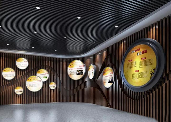 陕西展厅设计搭建