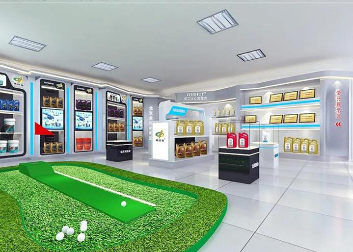 陕西展厅设计公司