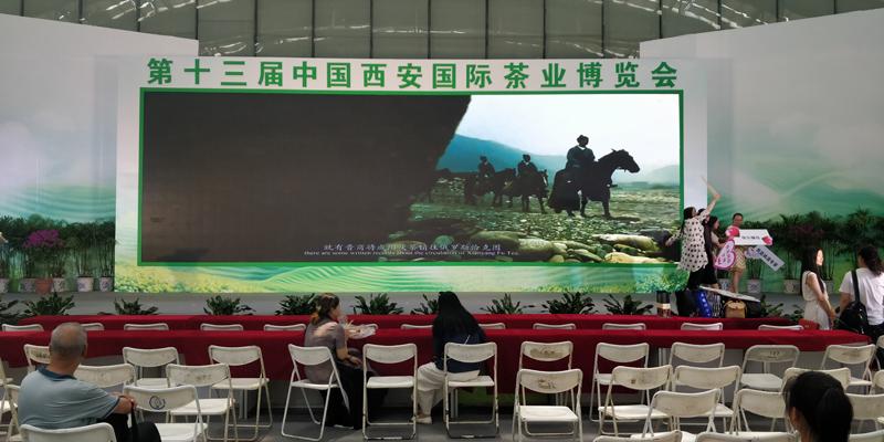 活动执行-陕西茶博会