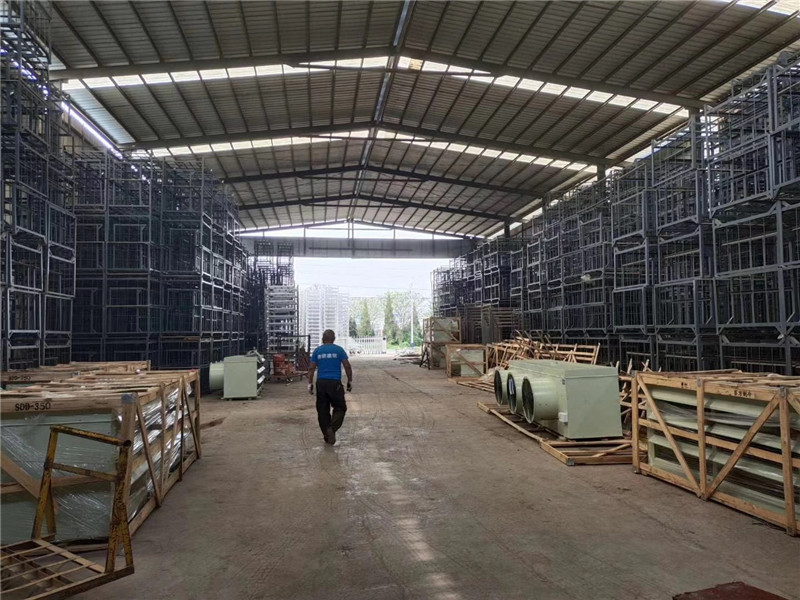 咸阳2000吨苹果冷库改造项目案例