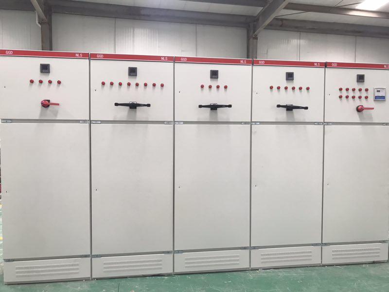 陕西高低压配电柜安装