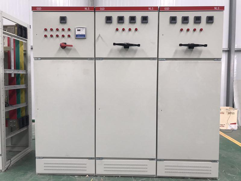 铜川新区铁诺小区变电所高低压配电柜