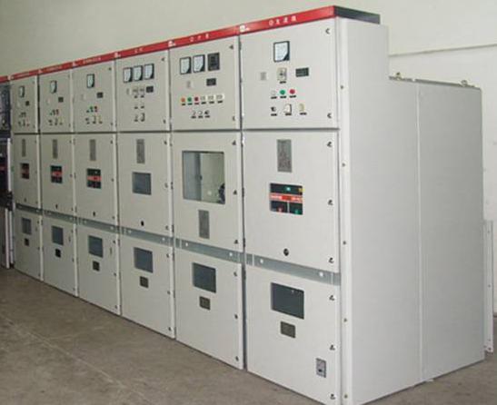 立盛高低压配电柜安装