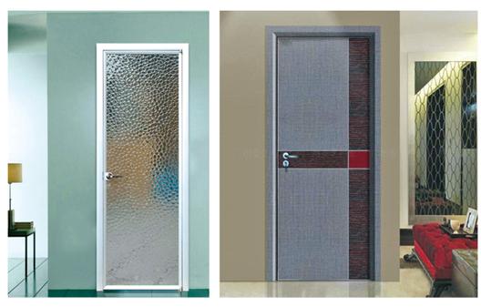 家装门安装案例展示