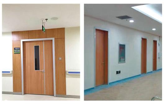 陕西医院门安装案例展示
