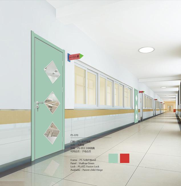 学校门安装