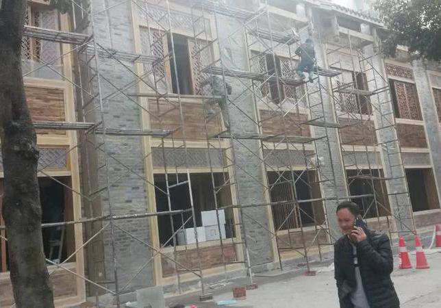 四川仿古门窗工厂展示