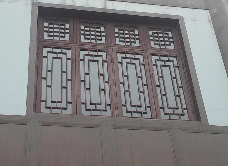 四川四合院门窗