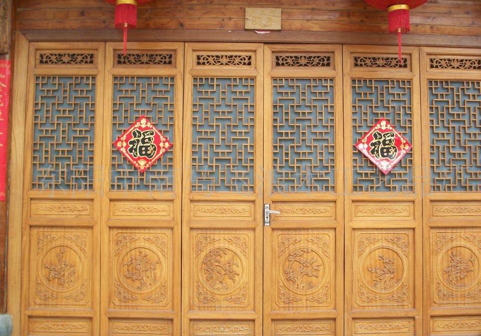 四川中式门窗定制设计
