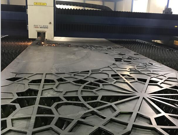 不锈钢激光切割加工公司
