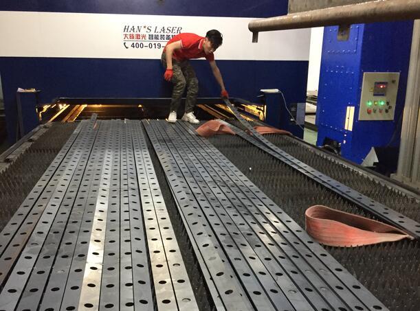 重庆激光切割加工应用的六大常见行业