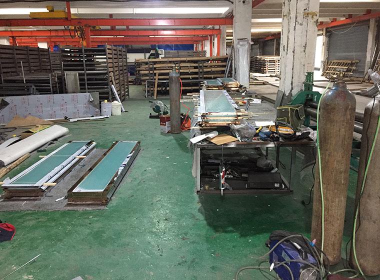 焊接制作场地公司