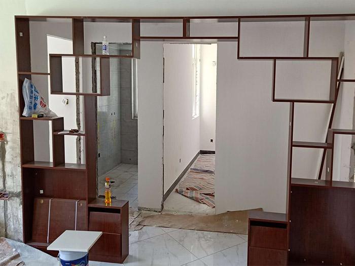 家装室内装修施工