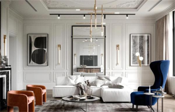 室内设计常见8种设计风格分享解析