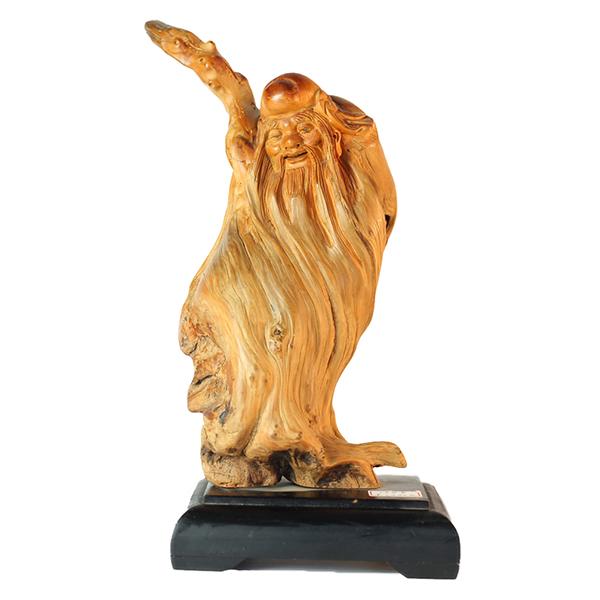 佛爷人物雕刻摆件厂家直销