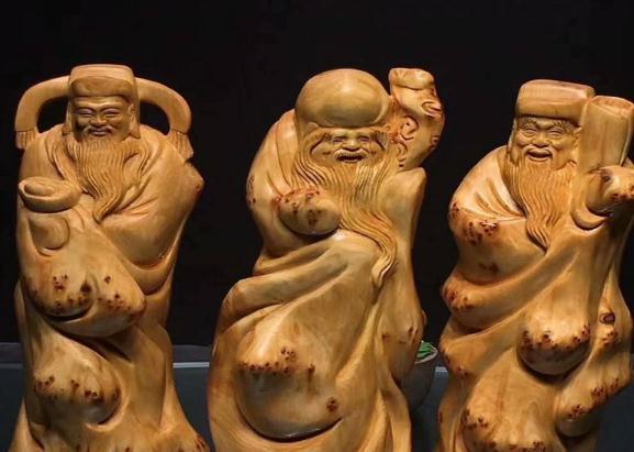 崖柏人物雕刻一般是什么人物呢?有什么寓意呢?