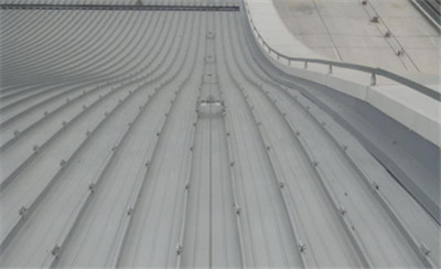 画风建筑公司铝镁锰屋面板的防水性能为何如此优越?