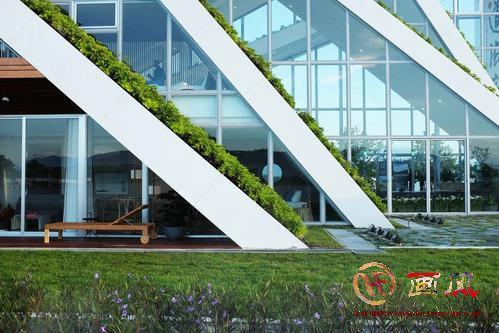 绿植屋面系统