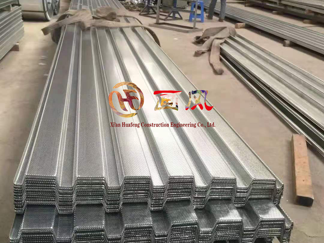 西安画风建筑冲孔铝单板