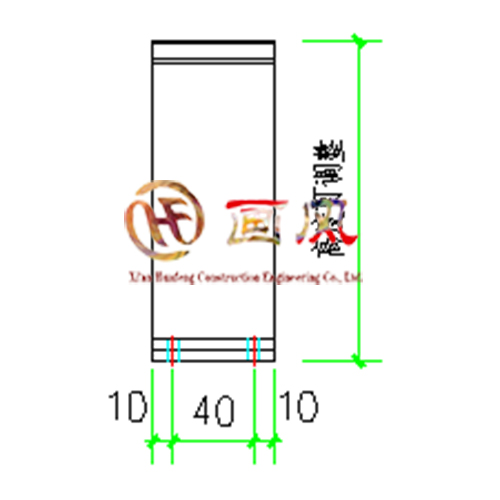 铝合金支座铝镁锰屋面直立锁边系统铝合金支架固定座T码幕墙配件