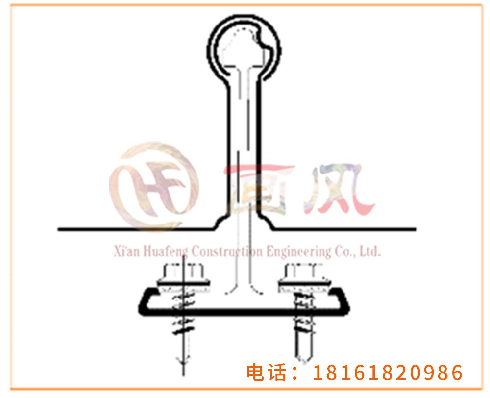 直立锁边铝镁锰金属屋面