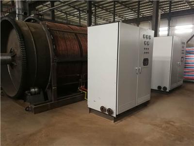 出口美国中频感应加热炉设备顺利交付生产