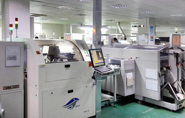 公司生产设备展示