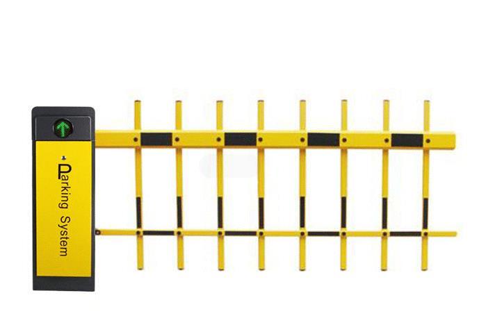 带指示灯道闸--两栏杆 TH-CZ102