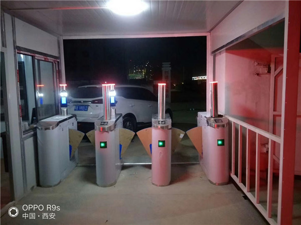 陕西智能停车场系统