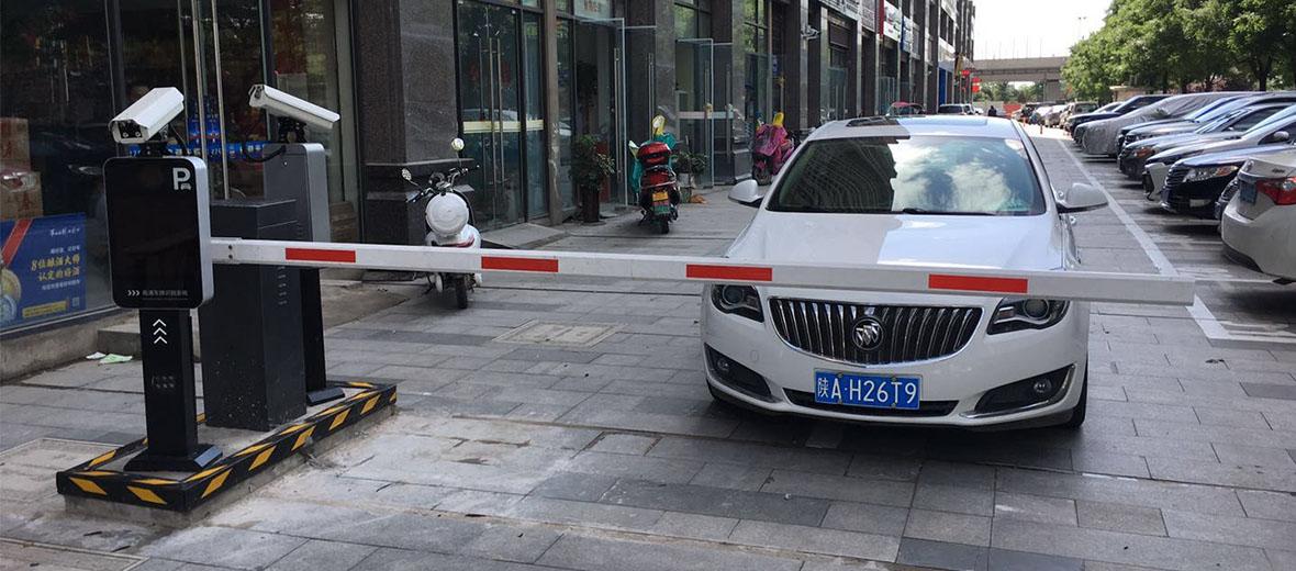凤城九路青西社区外围停车场(金驹停车场)