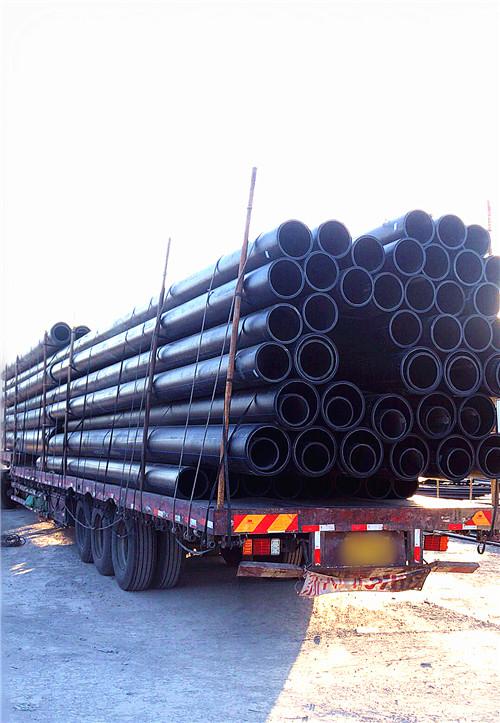 哈密地区的PPR管的装车