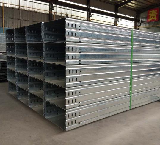 与安康电缆桥架定制厂家合作镀锌桥架产品