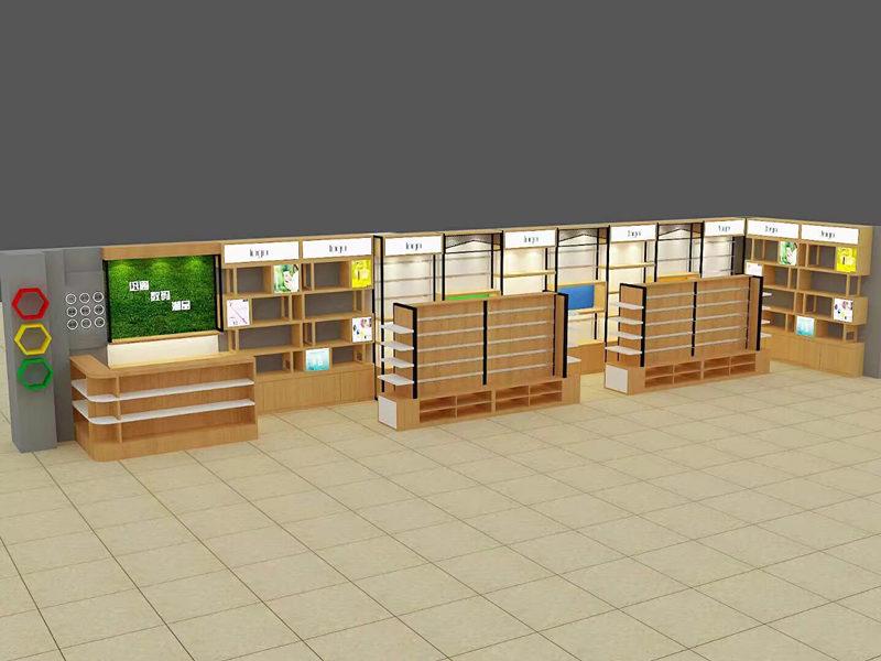 西安手機展櫃設計