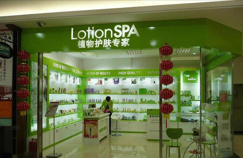 西安化妝品展櫃廠家