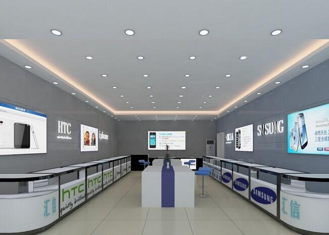 西安手機展櫃廠家