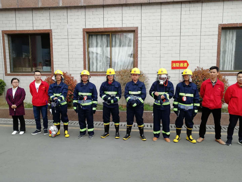 消防实战演练