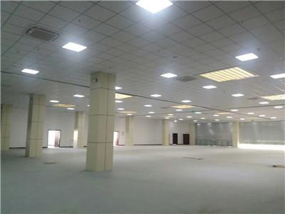 宁夏某医院新排风设备施工
