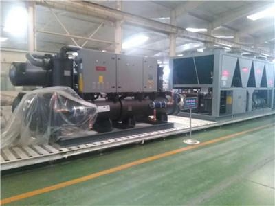 宁夏某工厂空调设备解决方案